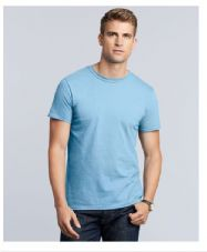 GD001 Softstyle™ Adult ringspun t-shirt round neck unisex